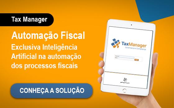 banner Tax Manager automação fiscal